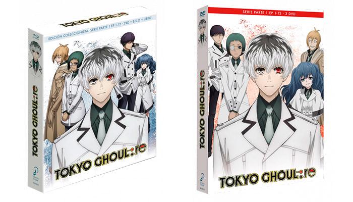 Tokyo Ghoul:re - Box 1