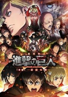تقرير فيلم هجوم العمالقة الجزء الثاني: أجنحة الحرية Shingeki no Kyojin Movie 2: Jiyuu no Tsubasa