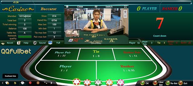 Baccarat Royal Casino Online