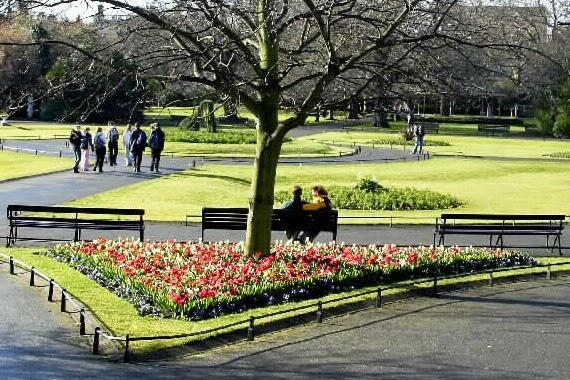 Phoenix Park em Dublin