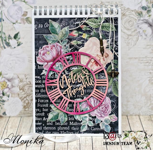 Romantyczny notes/ Romantic notebook