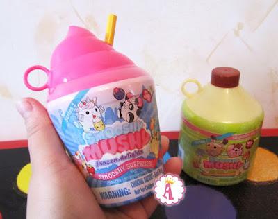 Какие игрушки в стаканчиках Смуши Муши смузи