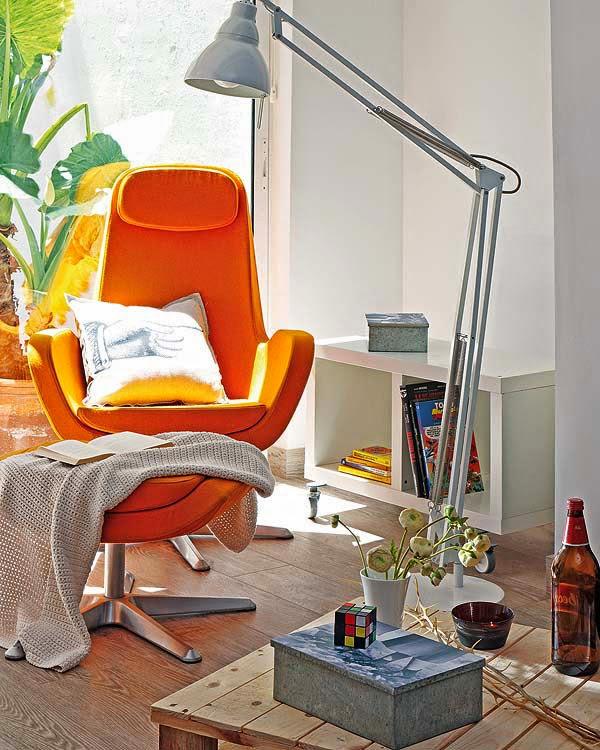 artigos de decoração Cadeiras do apartamento