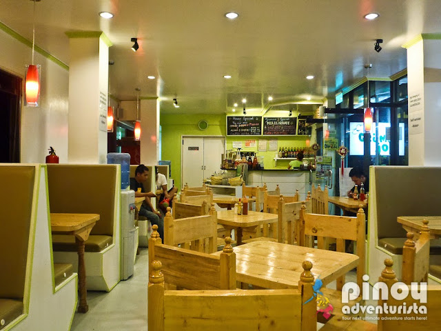 Grumpy Joe Restaurant in Baguio City
