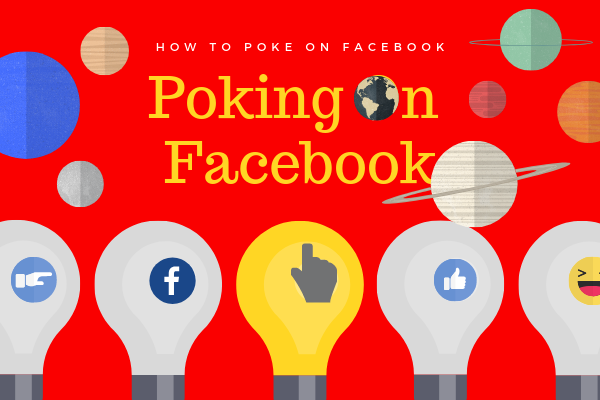 Poking Someone On Facebook<br/>