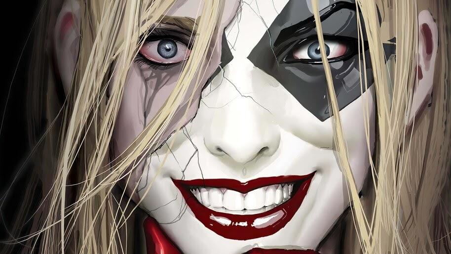Harley Quinn, 4K, #6.419