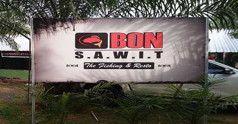 Bon Sawit Pelaihari