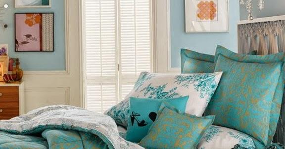 Habitaciones en turquesa y blanco dormitorios colores y for Habitacion blanca y turquesa