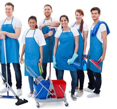 مطلوب عمال نظافة برواتب  جيده
