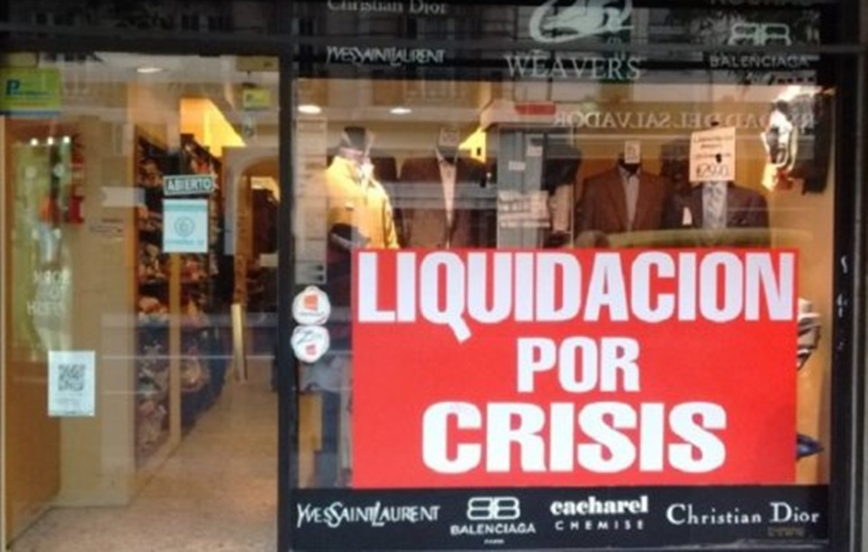 Comercios evaluan pago aguinaldo en cuotas