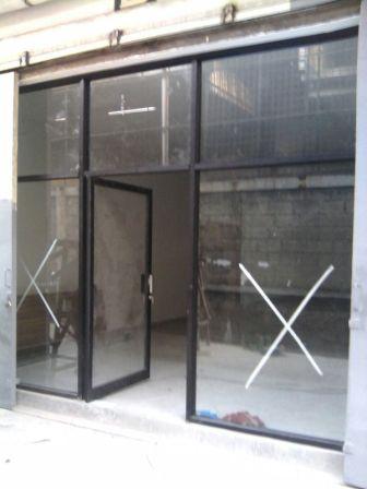 Utama Aluminium Dan Kaca Kusen Pintu Aluminium