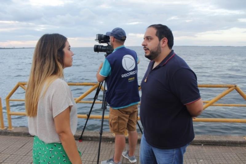 Secretário de Turismo de Santarém assinará ficha de filiação ao DEM