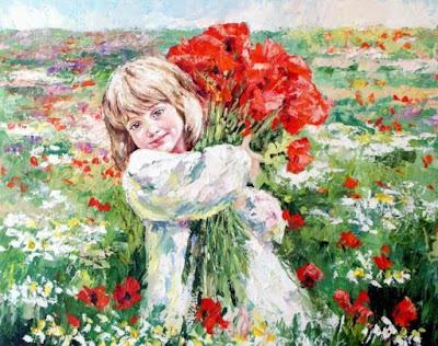 Детский портрет Волгоград