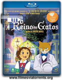 O Reino dos Gatos Torrent - BluRay Rip