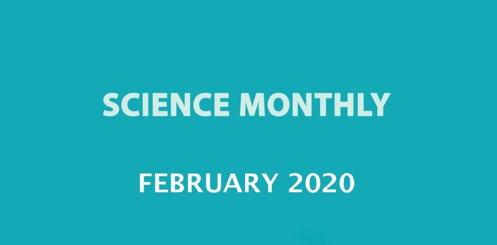 Science Monthly February 2020 Download PDF