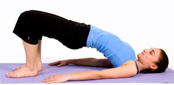 Latihan Yoga Mengecilkan Paha