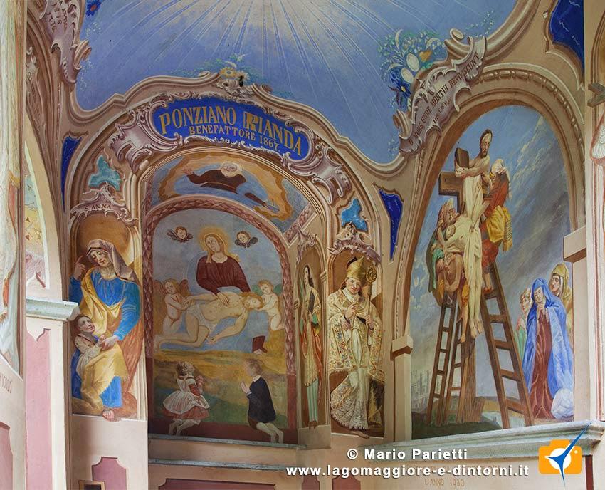 Cappella Du Punt a Moghegno