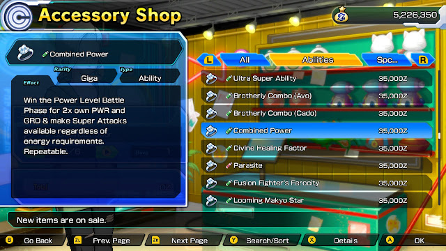 Super Dragon Ball Heroes: World Mission Leveling Guide