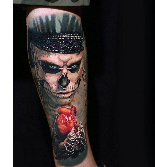 155 Best 3d Tattoos For Men 2019 Designs Ideas Tattoo Ideas