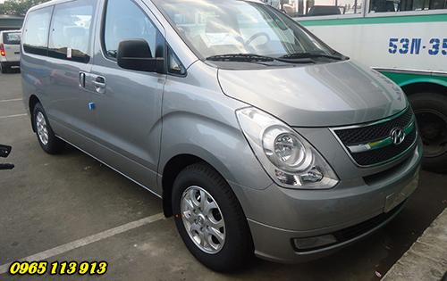 Hyundai Starex 9 chỗ hai phong