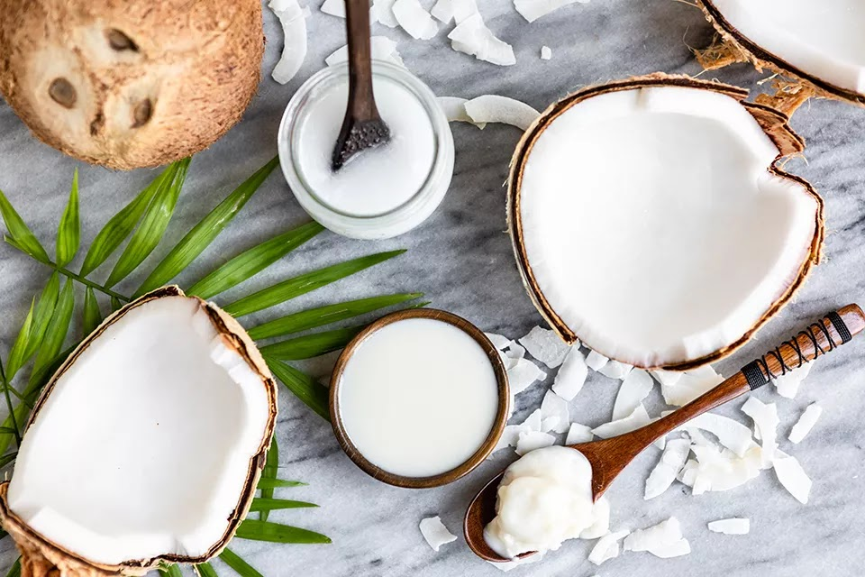 coconut oil uses for hair