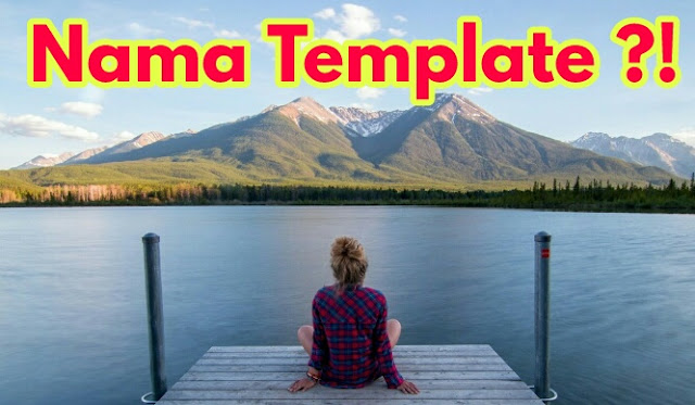 Cara mengetahui nama template blogger dan wordpress orang lain
