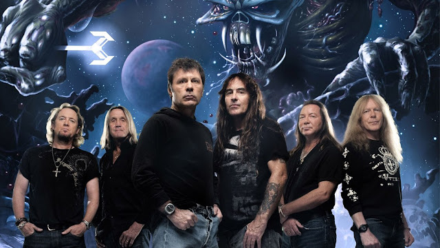 Iron Maiden φωτογραφία του συγκροτήματος