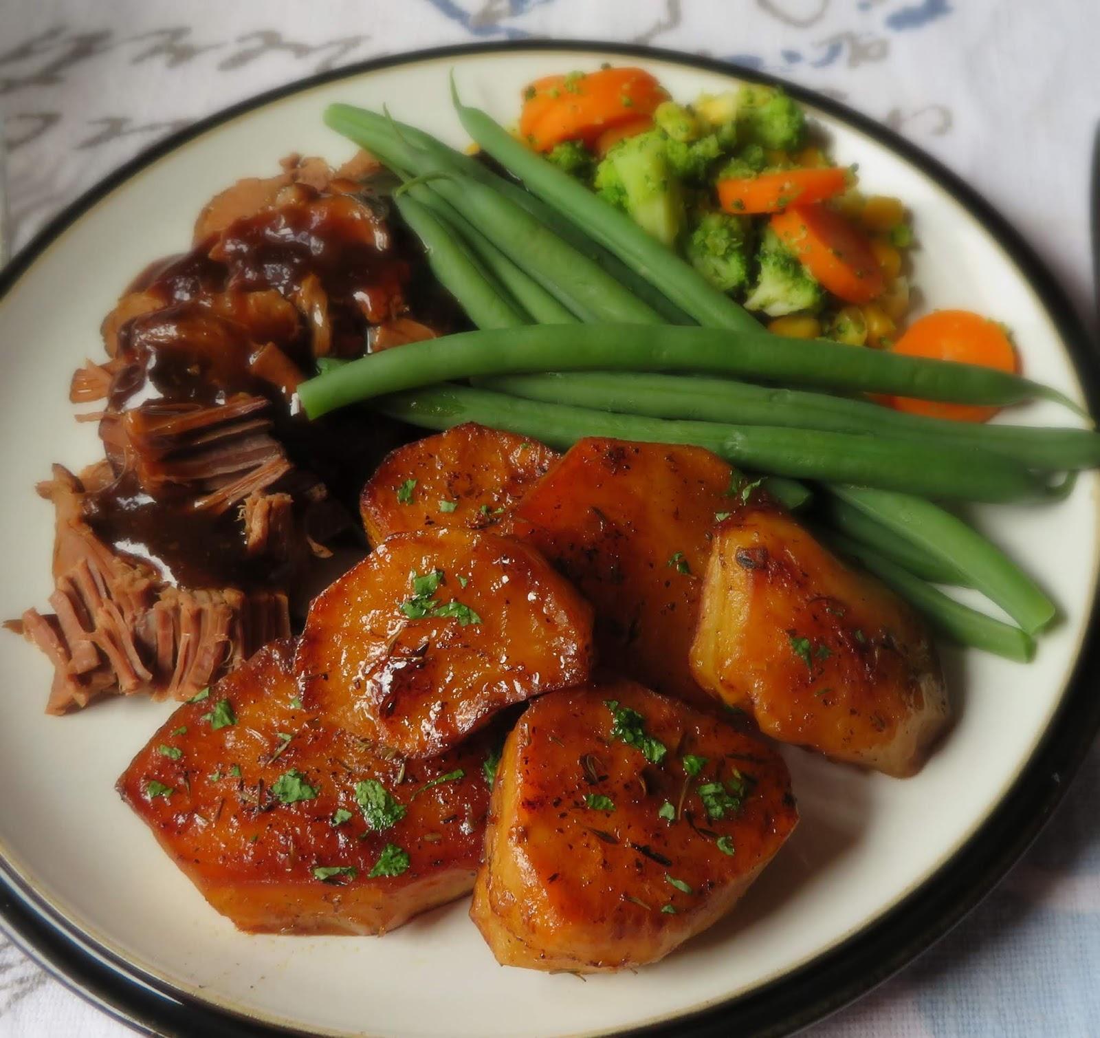 Melting Potatoes The English Kitchen