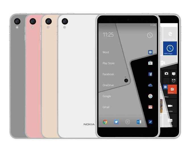 Vaza foto do Novo celular da Nokia