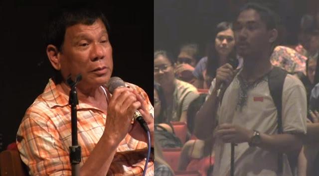 Duterte forum UPLB
