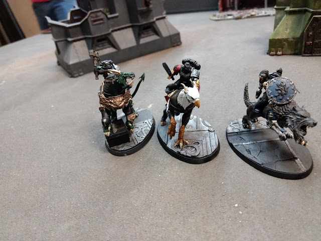 What's On Your Table: Deathwatch Cavalry