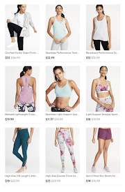 Old Navy - THANK YOU EVENT - 30% off (40% for card holders) - Part 1 Activewear