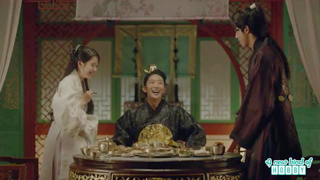 moon lovers scarlet heart ryeo wang so bath scene ile ilgili görsel sonucu
