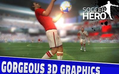 Soccer hero mod apk latest version