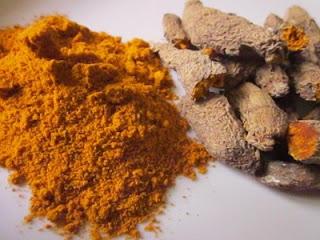 Image showing turmeric powder