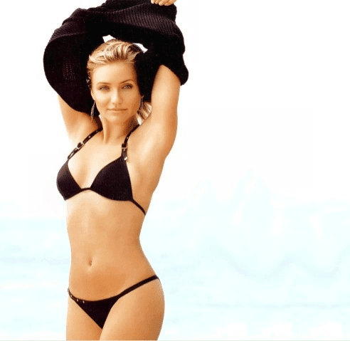 Cameron Diaz Hollywood Actress Sexi In Bikini HD Wallpapers Photo Images
