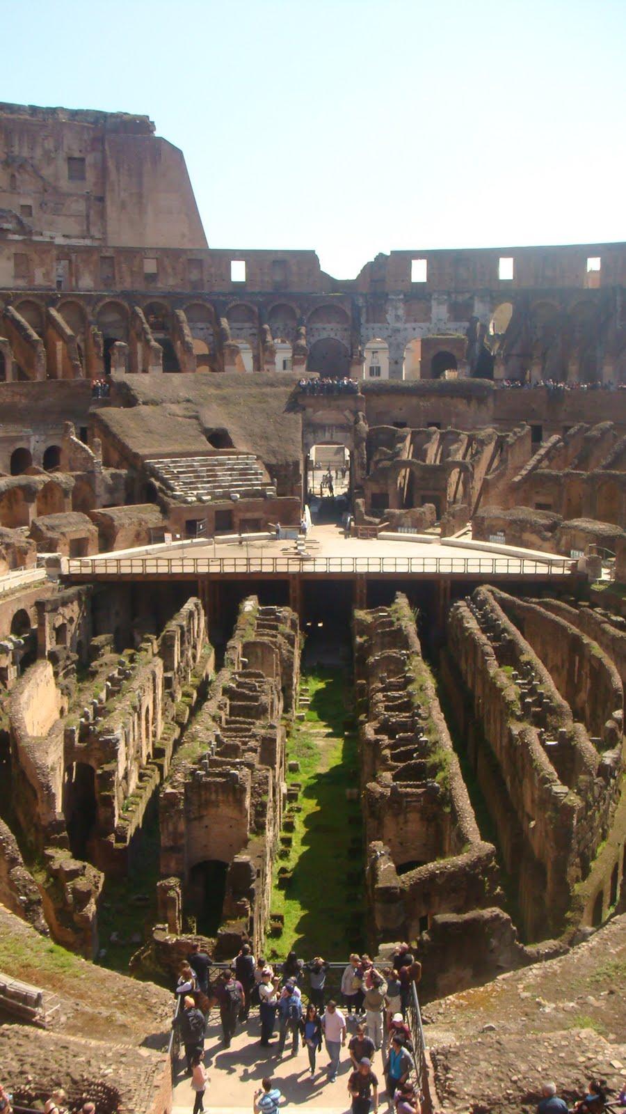 Pat's European Adventures: Rome