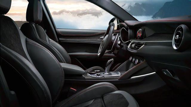 Alfa Romeo Stelvio Release Date UAE