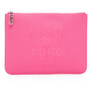 Kenzo's tiger clutch