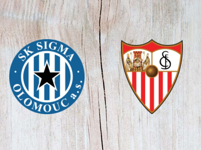 Sigma Olomouc vs Sevilla Full Match & Highlights - 23 August 2018