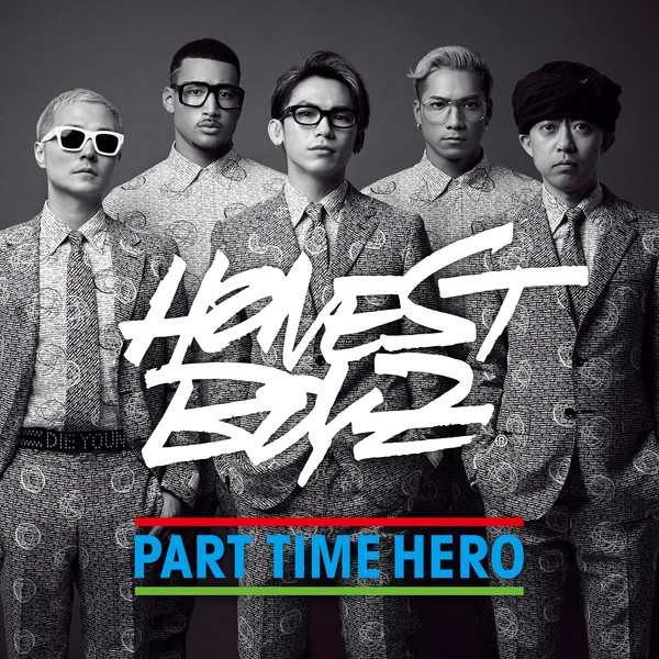 [Single] HONEST BOYZ – PART TIME HERO (2016.06.25/MP3/RAR)