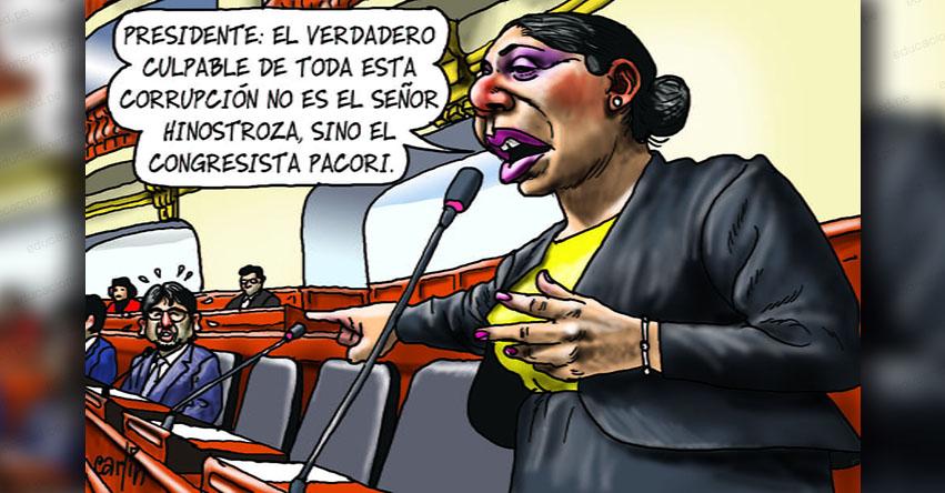 Carlincaturas Sábado 6 Octubre 2018 - La República
