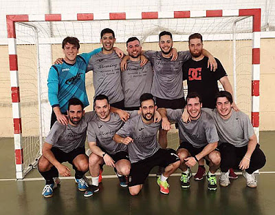 Fútbol-sala Ontígola