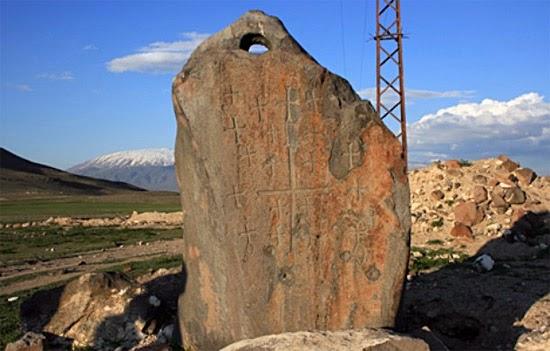 Arca de Noé - Ancoras de Pedra