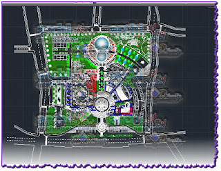 download-autocad-cad-dwg-file-Planimetry-hotel-five-stars-project