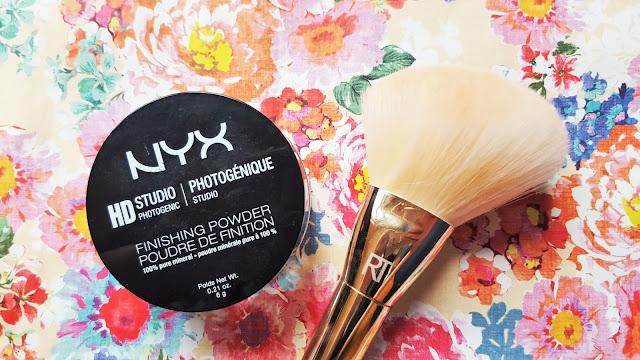 Beauty | NYX HD Studio Finishing Powder
