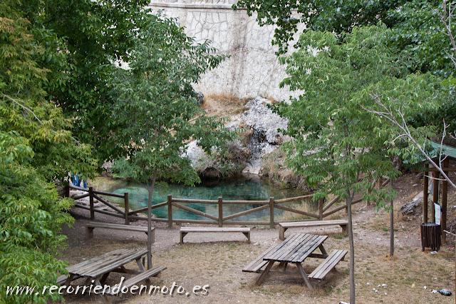 fuente del nacimiento del río Segura