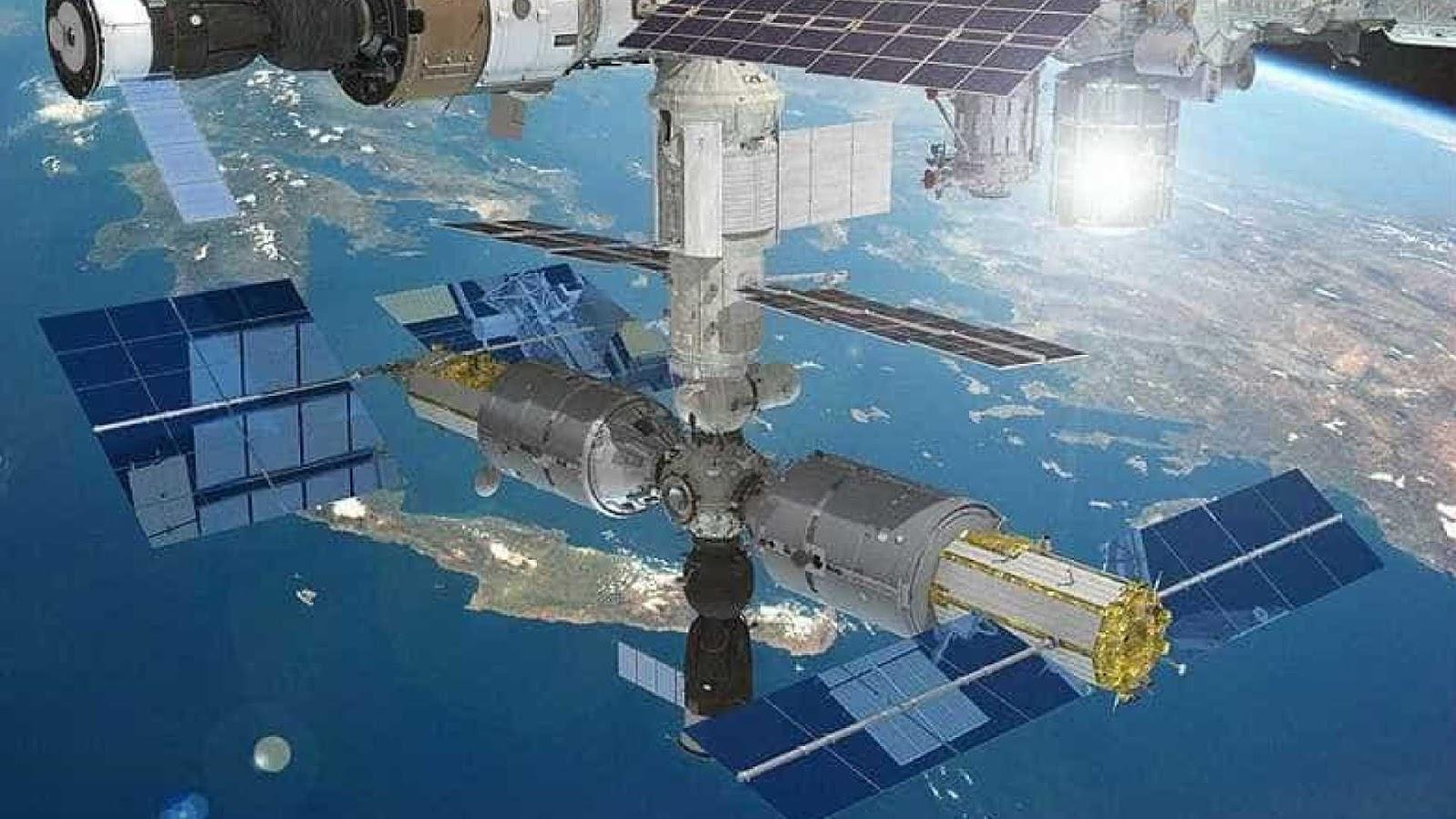 Rússia planeia ter hotel de luxo na Estação Espacial