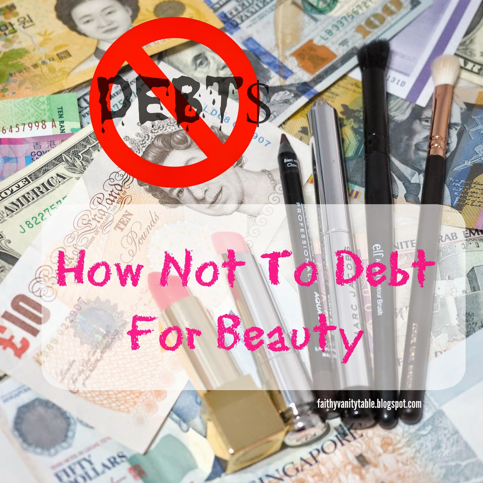Budget Beauty blog Singapore