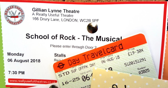 school-of-rock, musical, london